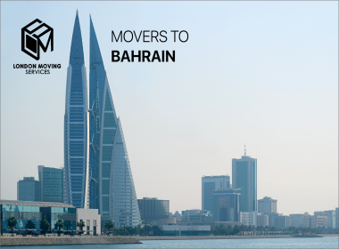 shipping services to Bahrain